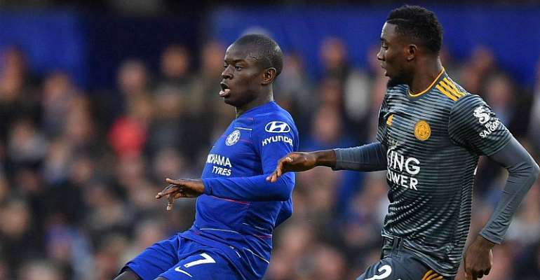 'Kante Is A Machine But I See Myself As Ndidi' – Leicester City Star Dismisses omparison