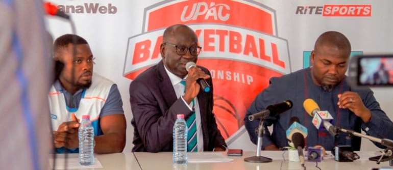 Ghana Basketball President calls on stakeholders to participate in Conference
