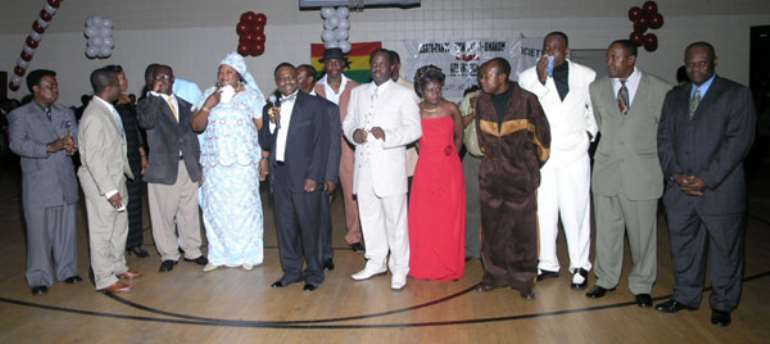 Ashanti Unity Dance Christmas Rendezvous