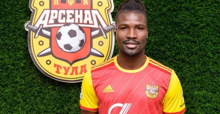 Kadri Mohammed Named In Russia Premier Team Of The Month Of March