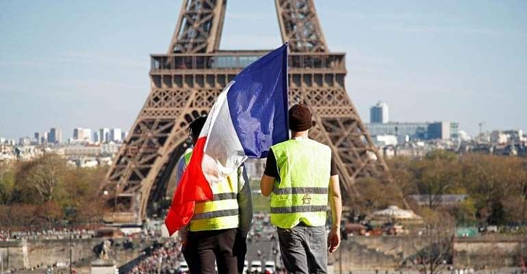 REUTERS/Charles Platiau