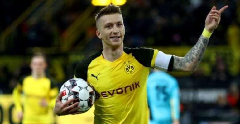 Massive Odds On Dortmund Star Reus To Down Bayern In Der Klassiker