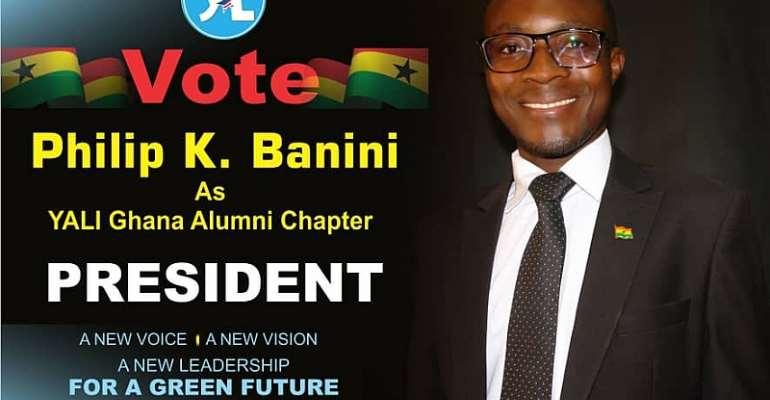 Iwatch Africa Co-Founder Eyes Yali Ghana Chapter Presidency