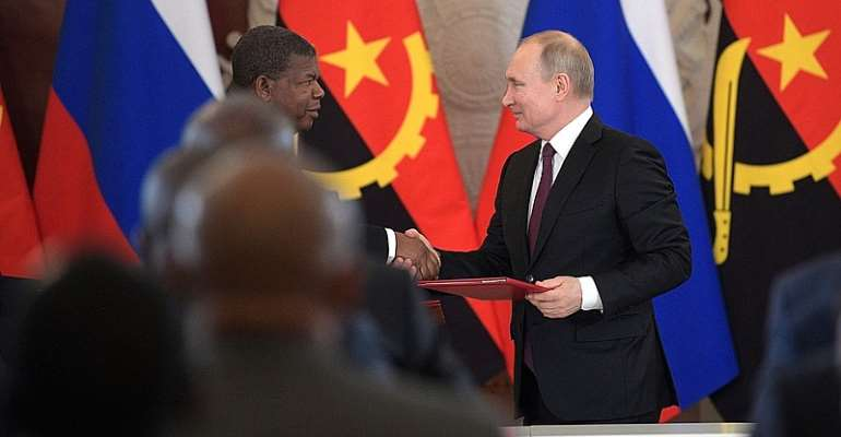 Russia and Angola Stuck between Diplomatic Rhetoric and Business Reality