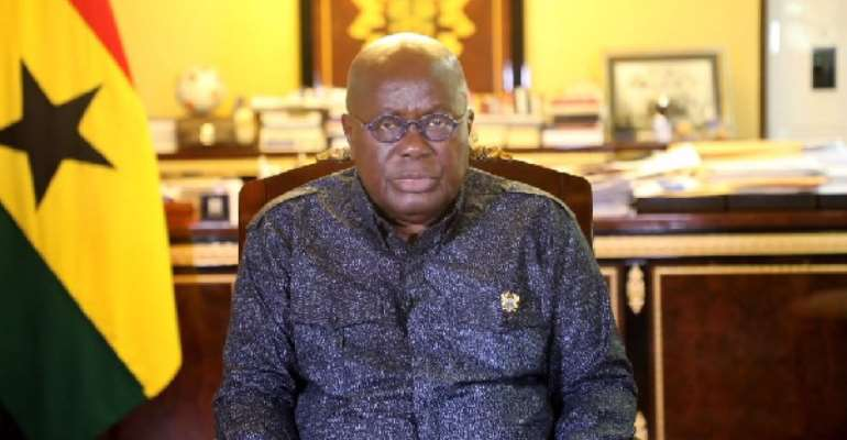 Full Text: Akufo-Addo Update Ghanaians On Covid-19 Enhanced Response