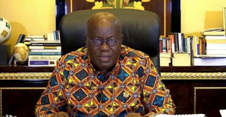 COVID-19: All Persons Who Came Into With Confirmed Patients Traced – Akufo-Addo