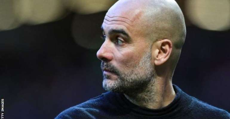 Former Barcelona and Bayern Munich boss Pep Guardiola has been at Manchester City since 2016