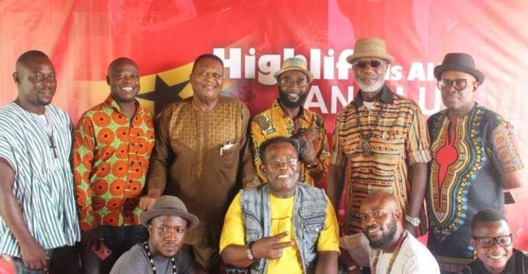 'We can't let highlife die' – Gyedu-Blay Ambolley