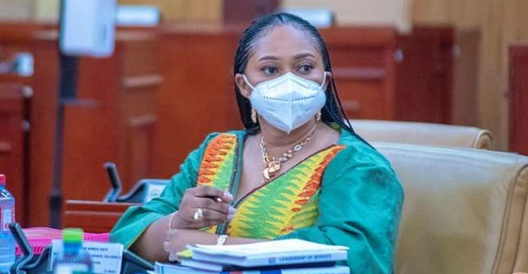 Expedite probes into alleged ritual killing – Adwoa Safo to police