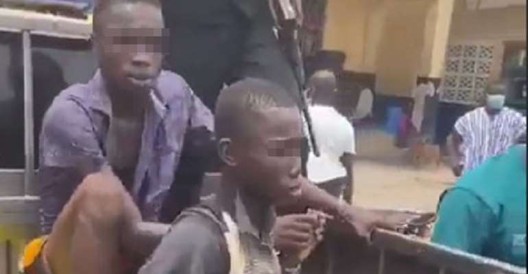 Kasoa ritual murder: Teenagers were self-motivated by watching spiritualist on TV – Police