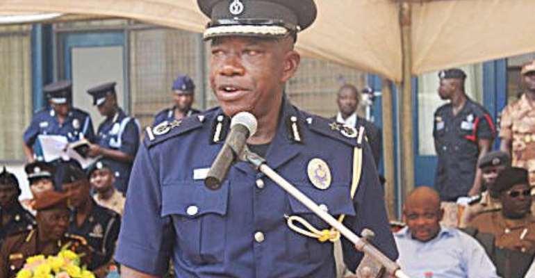 Delta Force escape caught us off guard – Ashanti Police