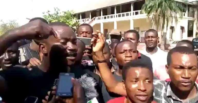 Of Militias, Vigilantes, Malicious Scapegoating and Ghanaian Media and Political Culture