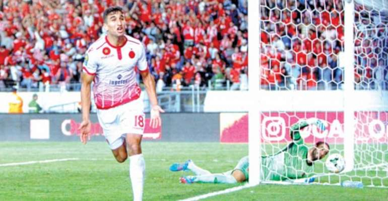 CAF CL: Horoya Frustrated By Wydad In Conakry