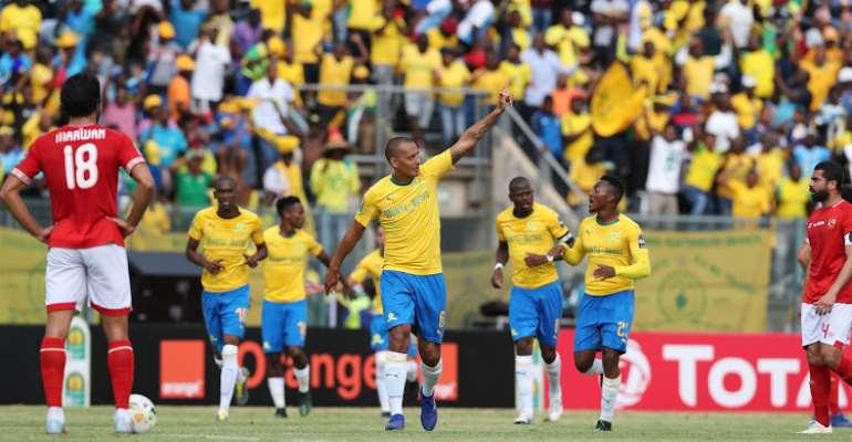 Mamelodi Sundowns Humiliates Al Ahly In CAF CL