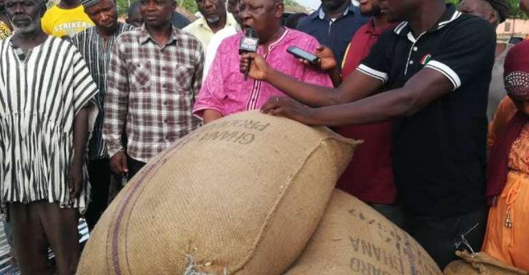 NDC Supports Rainstorm Victims In Savelugu