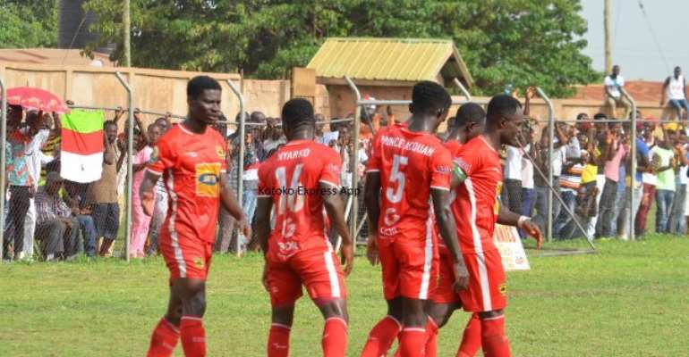 Special Competition: Kotoko Return To Winning Ways As Karela Pile More Misery On Hearts