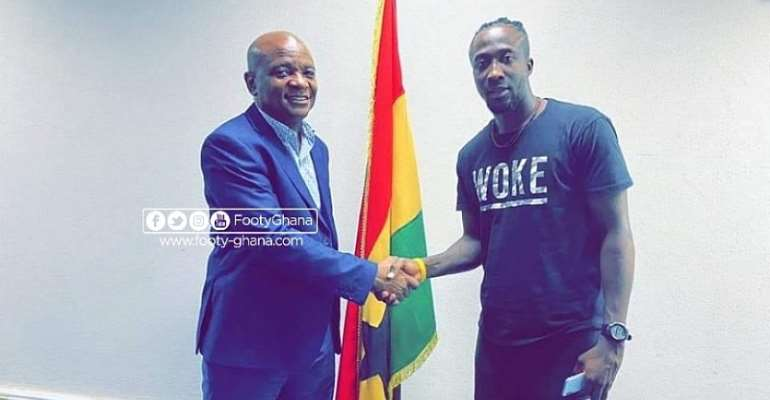 Hearts of Oak Capture Three Foreign Players