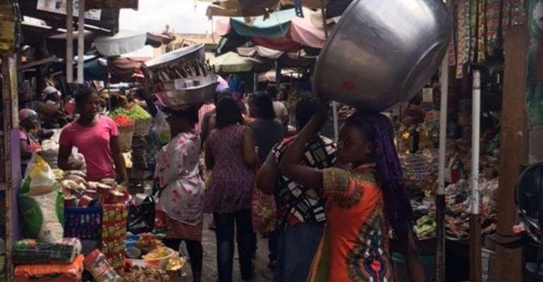 Madina Market
