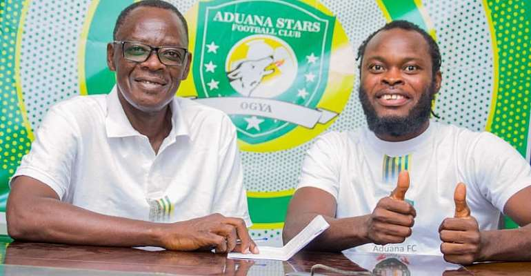 Coronavirus: Striker Yahaya Mohammed To Accept Pay Cut At Aduana Stars