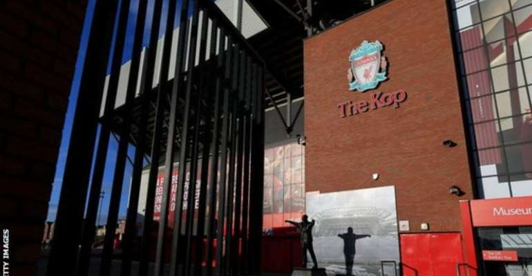 The Premier League has been suspended indefinitely with Liverpool 25 points clear at the top