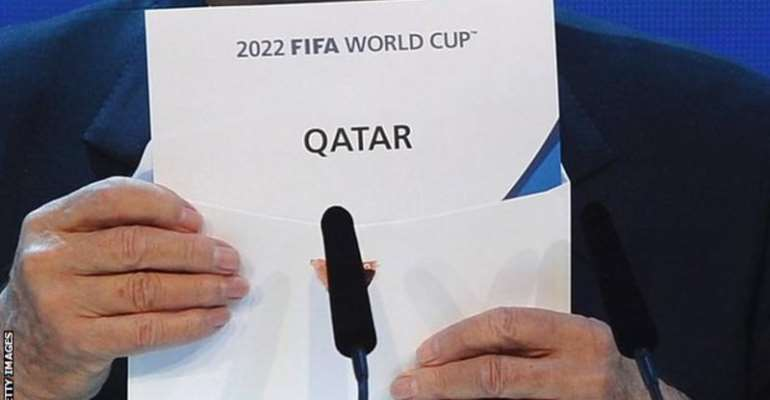 Qatar was awarded the 2022 World Cup in 2010, with Russia given the 2018 tournament