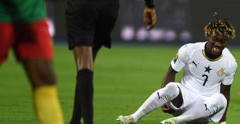 Christian Atsu Is Still Part Of My Plans, Says Black Stars Coach CK Akonnor
