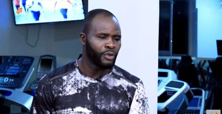 Sam Johnson Implores CK Akonnor To Be Fair In His Player Call Up After His Inconsistency Remarks
