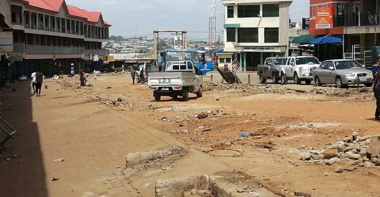 Covid-19 Lockdown: Suame Market Closed Over Social Distancing Issues