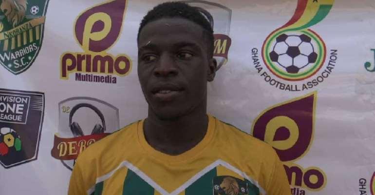 Hearts Sign Nkoranza Warrior Striker Isaac Mensah; Loans Player Back To Club