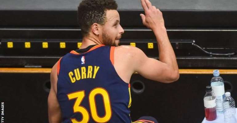 Stephen Curry has been named the NBA's Most Valuable Player twice in his career