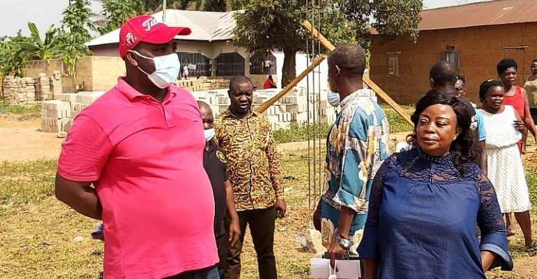Atwima Mponua MP embarks on thank you tour
