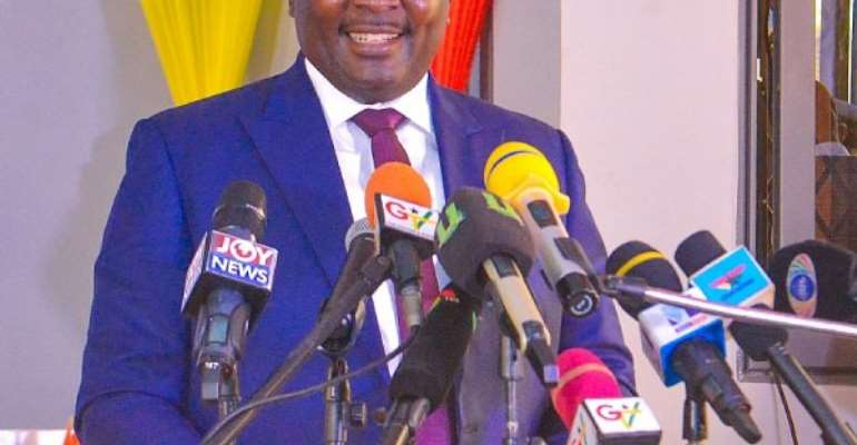 Bawumia unveils Fuel Monitoring System to halt illicit activities in petroleum downstream sector
