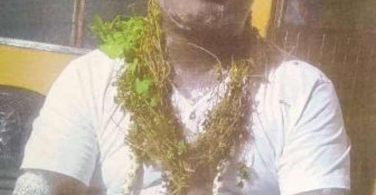 Accra House of Chiefs warns Adjiri Solomon from James Town paramount stool