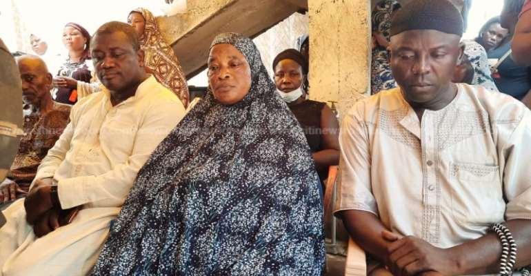 Kasoa ritual killing: Family of late Ishmael demand his remains
