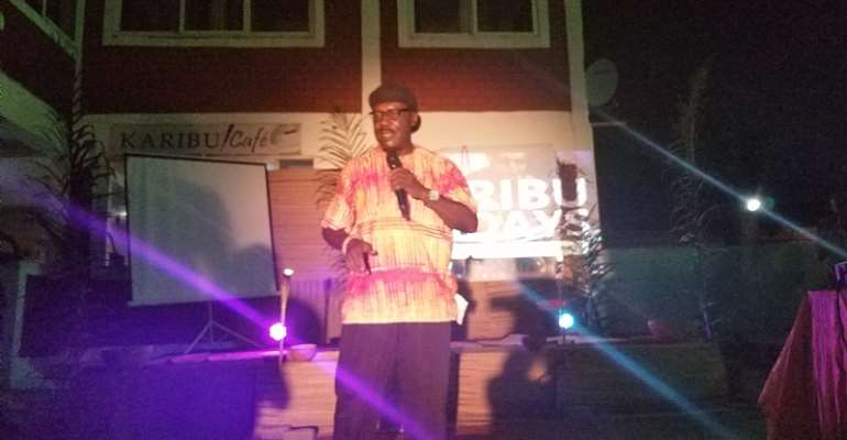 Radio stations must stop promoting reggae dancehall and focus on Highlife  - Ambolley