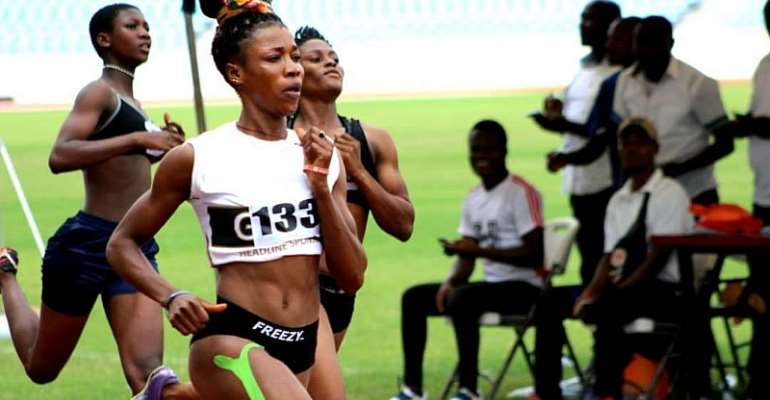 Dignitaries to grace Ghana's Fastest Human Competition in Accra on Sat. April 10