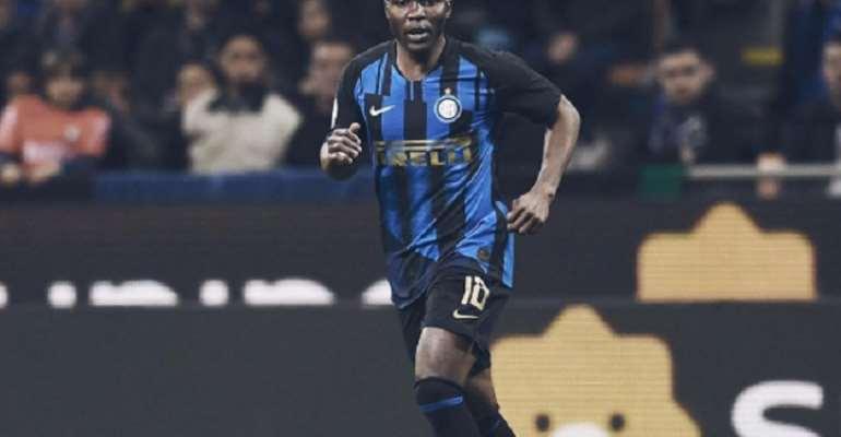 'Playing At Inter Milan Has Made Me A Better Player '– Kwadwo Asamoah
