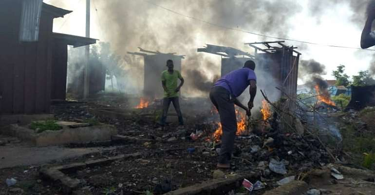 Birim Central Moves To Deal With Sanitation Offenders