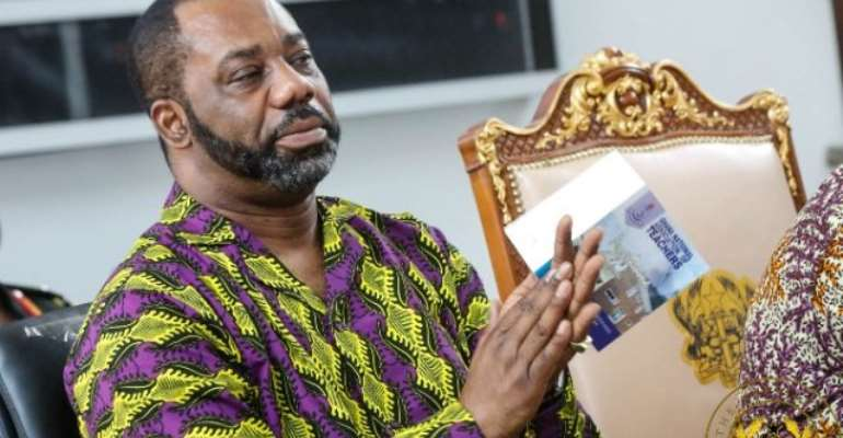 Dr. Mathew Opoku Prempeh is the Minister of Education