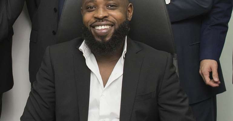 I Want To Mentor African Youth For Greatness--Gideon King