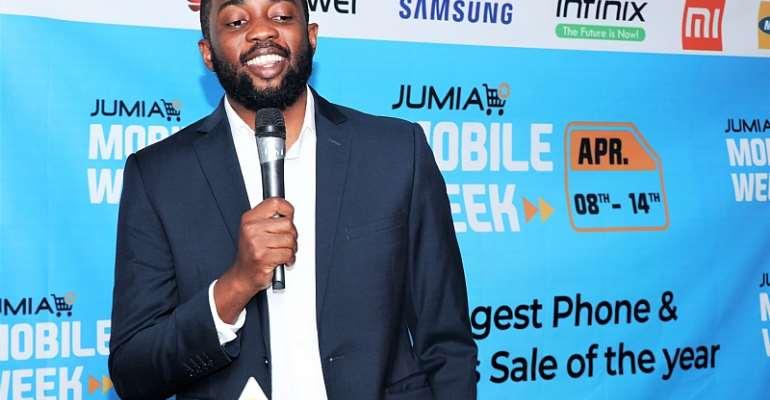 Jumia Kick-Starts The Biggest Mobile Phones Sales In Ghana