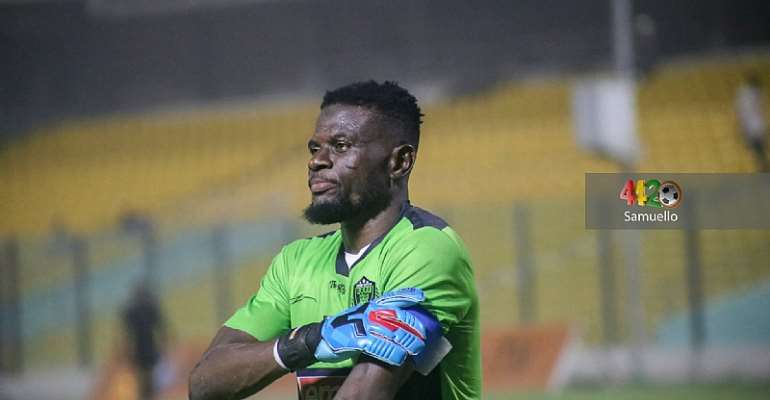Salary Cut Must Not Be Considered, Says Legon Cities Goalkeeper Fatau Dauda