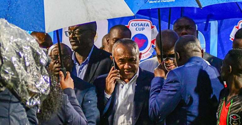 CAF President Urges Football Stakeholders To Be Ready To Lead