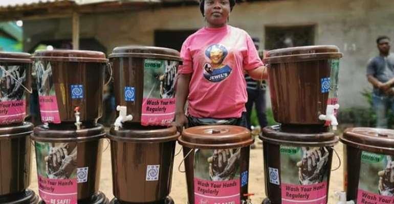 Liberia: Jewel Starfish Foundation Empowers Community To Fight COVID-19
