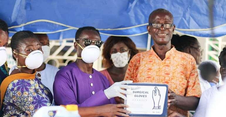 Coronavirus: Rev. Bob Asare Speaks On Ban Of Church Meetings