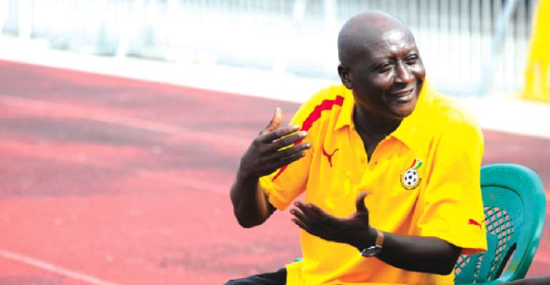 Coach Kuuku Dadzie Ready To Welcome Ghana FA Technical Director Appointment