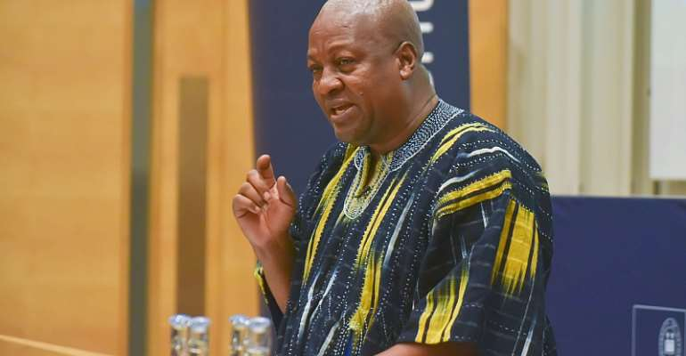 Covid-19: Relief Package Must Benefit All Health Workers – Mahama