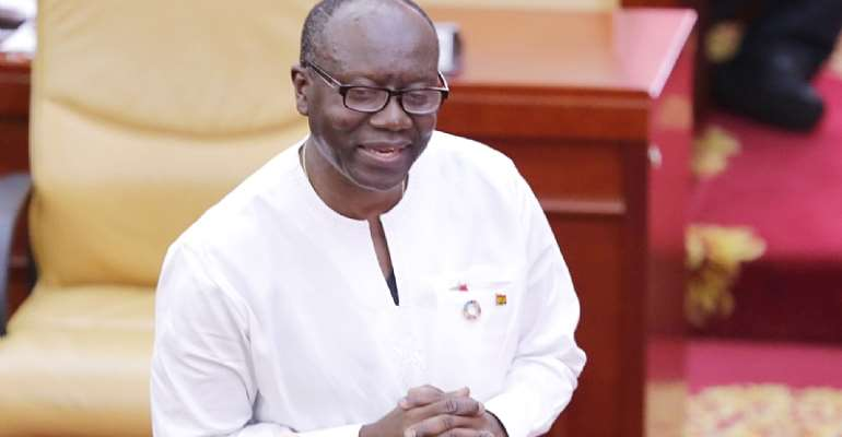 COVID-19: Finance Minister Wants Parliament Approval To Spend GHS 1.2bn From Contingency Fund