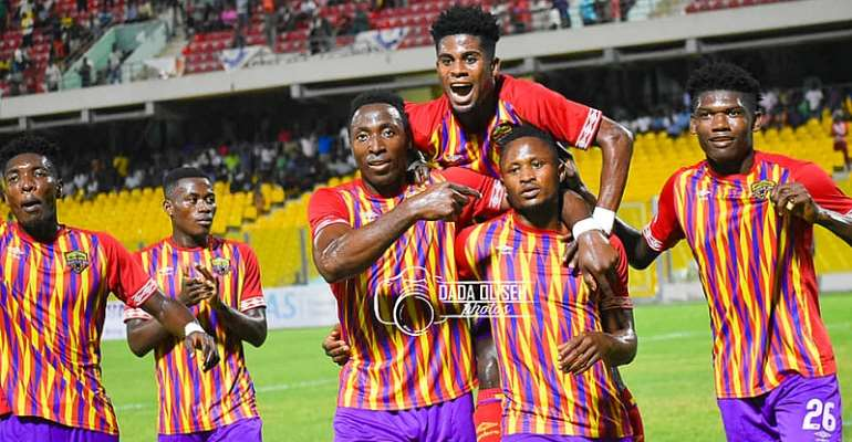 Hearts of Oak To Offload Seven Players