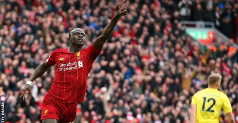 Mane's excellent form for runaway Premier League leaders Liverpool helped him win the 2019 African Player of the Year award